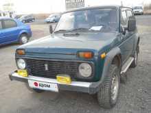 Шахты 4x4 2121 Нива 2005