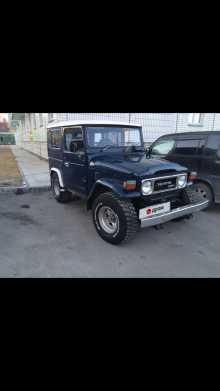 Красноярск Land Cruiser 1980