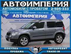 Красноярск Skoda Yeti 2012
