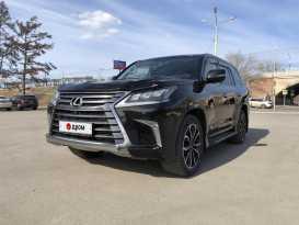 Красноярск Lexus LX450d 2016