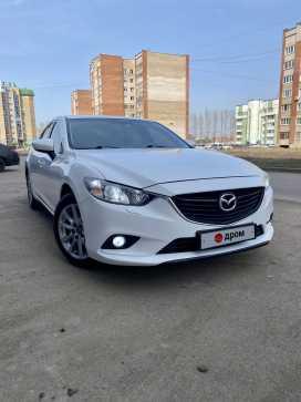Стерлитамак Mazda6 2015