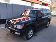 Воронеж LX470 2002