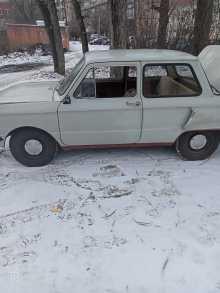 Челябинск Запорожец 1971