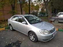 Тула Corolla 2002