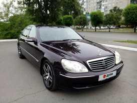 Абакан S-Class 2004