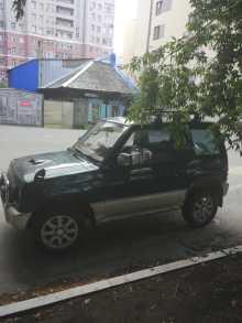 Барнаул Pajero Mini 1996