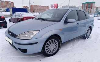 Уфа Ford Focus 2004
