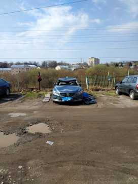 Тула Mazda6 2018