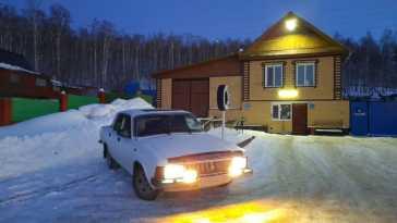 Уфа 3102 Волга 2004