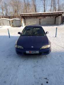 Омск Civic 1990