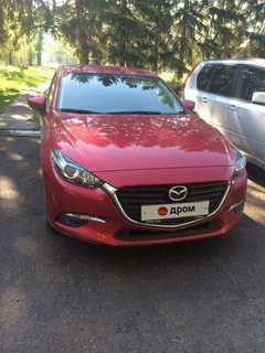 Омск Mazda3 2018