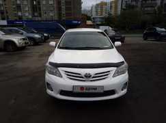 Москва Corolla 2012