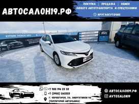 Черногорск Camry 2018
