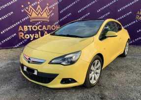 Пенза Astra GTC 2013