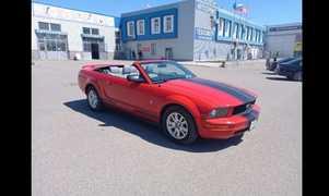Пятигорск Mustang 2008