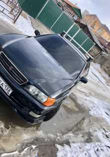 Новороссийск Chaser 2001