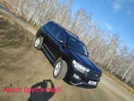 Иркутск Land Cruiser 2015
