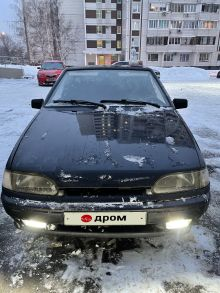 Москва 2114 Самара 2008