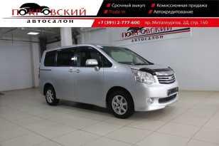 Красноярск Toyota Noah 2012