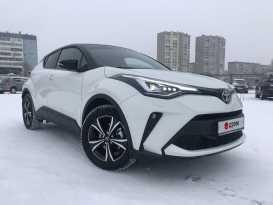 Ижевск Toyota C-HR 2019