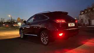 Улан-Удэ Lexus RX350 2013