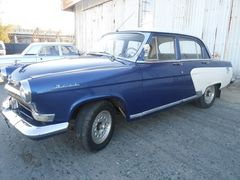 Курган 21 Волга 1958