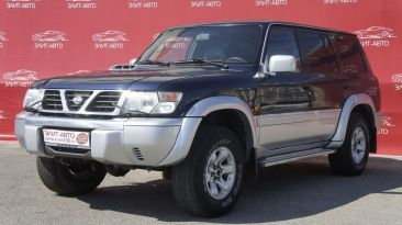 Астрахань Nissan Patrol 2001