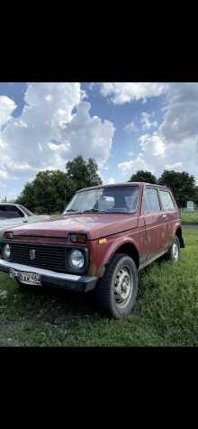 Курск 4x4 2121 Нива 1994