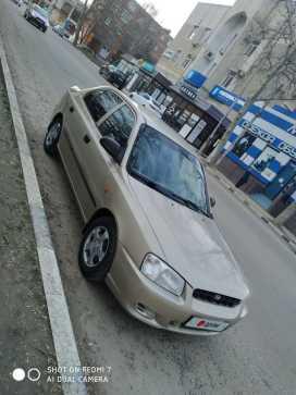 Усть-Лабинск Accent 2003