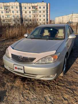 Советская Гавань Toyota Camry 2002