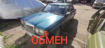 Москва Mercedes 1984