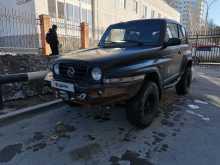 Екатеринбург Korando 2001