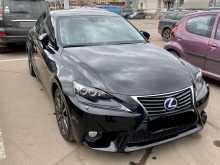 Москва Lexus IS300h 2013