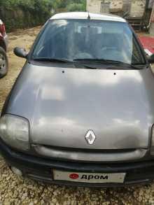 Полтавская Clio 2000