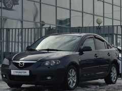 Новый Уренгой Mazda3 2007