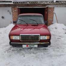 Щербинка 2107 2003