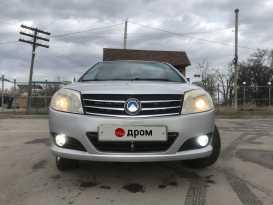 Нижнегорский Geely MK 2013