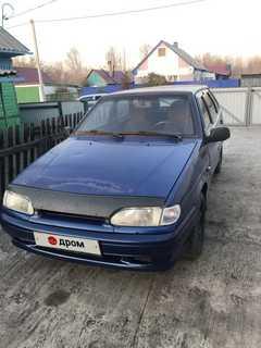 Полысаево 2114 Самара 2007