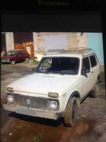 Волжский 4x4 2121 Нива 1995