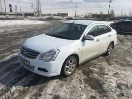 Челябинск Almera 2015