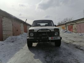 Арсеньев 4x4 2121 Нива 1991