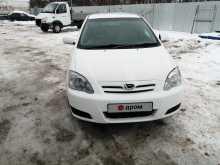 Краснодар Corolla Runx 2005