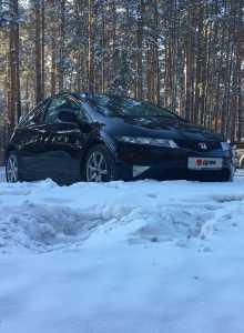 Барнаул Civic Type R 2007