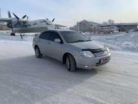 Якутск Corolla 2003