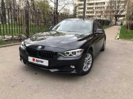 Москва BMW 3-Series 2013