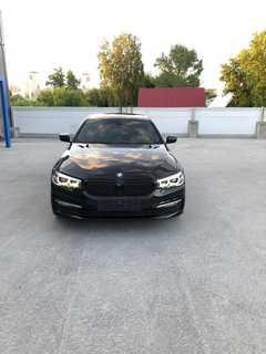 Новосибирск BMW 5-Series 2017