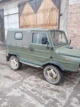 Стрелка ЛуАЗ 1990