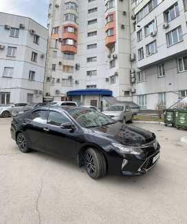 Новокузнецк Camry 2017