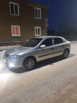 Архангельск Opel Astra 1999