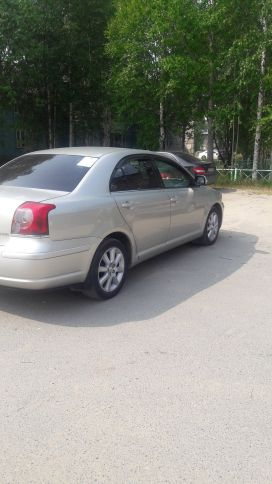 Горно-Алтайск Avensis 2006